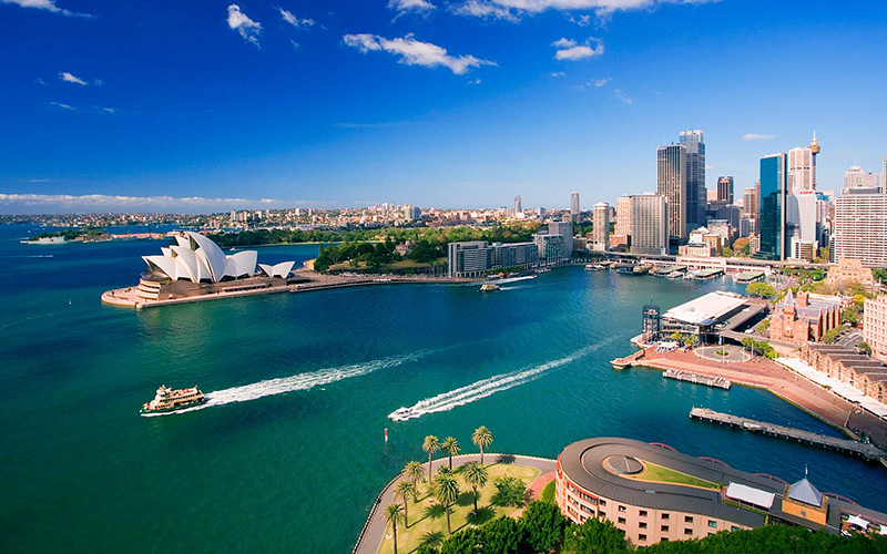 Australia is the 2nd most liveable country in the world.
